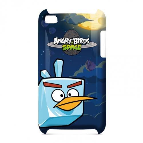 Gear4-Cover posteriore rigida Clip On per iPhone 4/4S, design: Union jack_1 Uccello ghiaccio