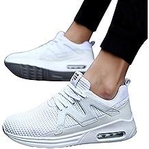 100% authentic e8252 6cc75 JiaMeng Zapatos para Correr En Montaña Asfalto Deportes Zapatillas Zapatos  de Malla al Aire Libre de