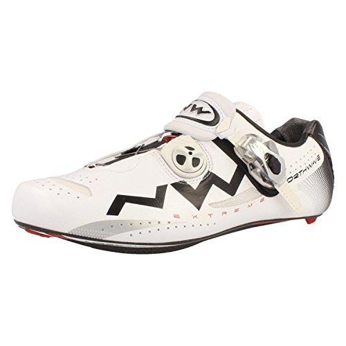 Northwave , Chaussures de cyclisme pour homme Blanc Blanc - Blanc - Blanc, Taille 38 EU