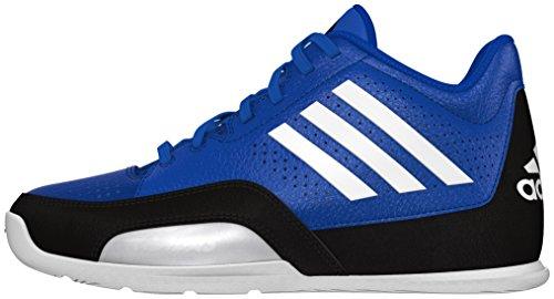 adidas 3 Series 2015 K, Chaussures de Sport-Basketball Garçon Azul (Reauni / Ftwbla / Negbas)