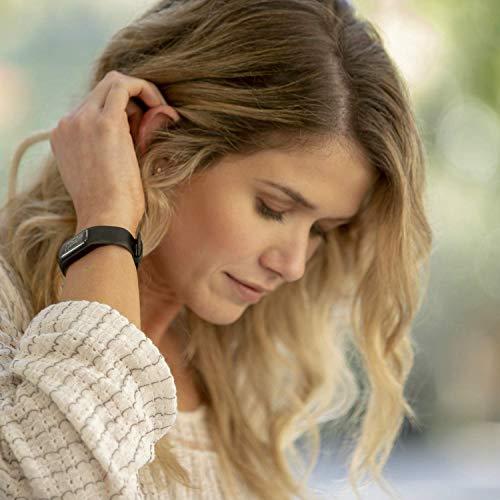 Garmin vívosmart 4 Fitness-Tracker - stilvolles Design, Herzfrequenzmessung am Handgelenk, Schlafanalyse - 7