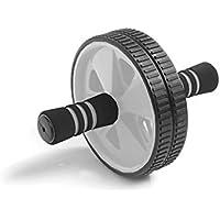 "PhysioRoom Roue d'Exercice Abdominale - Appareil Abdominaux ""Ab Roller"" - Musculation Bras Epaule Dos - Sport Abdos / F00105-1"