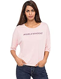 Rheson Women's Loose Fit T-Shirt