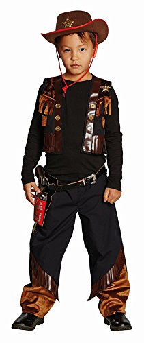 Rubie's Kinder Kostüm Deputy Cowboy Sheriff Karneval Fasching Gr.128