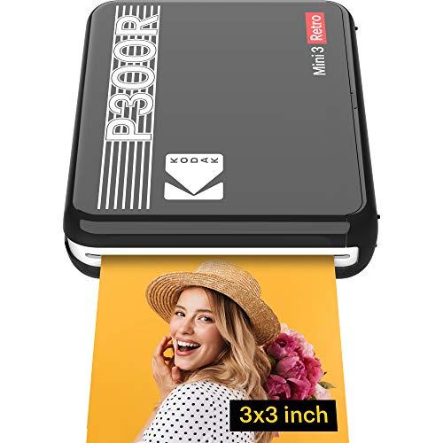 Imagen de Impresora Portátil Para Móvil Kodak por menos de 150 euros.