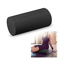Mainstayae Yoga Foam Roller High density EVA Muscle Roller Self Massage Tool for Gym Pilates Yoga Fitness 30cm / 45cm / 60cm 30cm