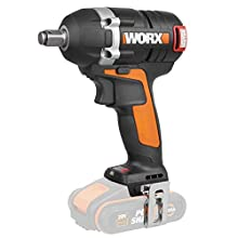 WORX WX279.9 18V (20V MAX) Cordless Brushless Impact Wrench-Body ONLY