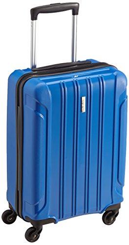 Travelite Valise Colosso Avion 4 Roulettes S 55 cm 36 L (Bleu) 82623