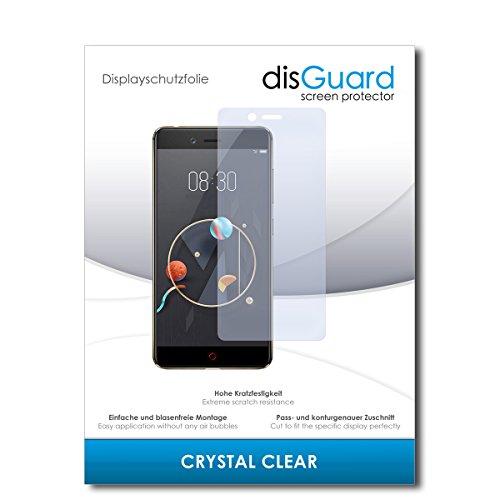 disGuard® Displayschutzfolie [Crystal Clear] kompatibel mit Archos Diamond Alpha [4 Stück] Kristallklar, Transparent, Unsichtbar, Extrem Kratzfest, Anti-Fingerabdruck - Panzerglas Folie, Schutzfolie