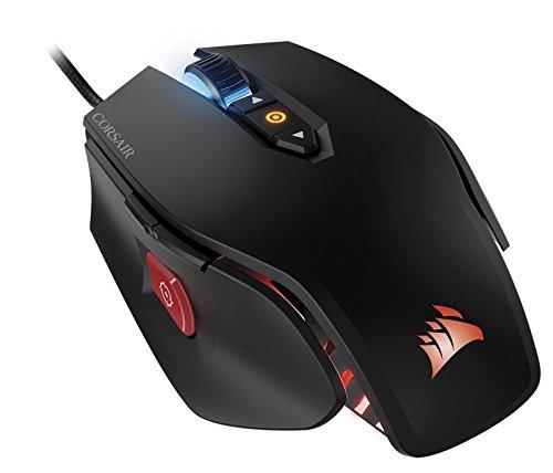 Corsair Gaming M65 RGB FPS Gaming Mouse, Aircraft-Grade Aluminum, 8200 DPI (CH-9000109-NA) 41cmq9xB0FL