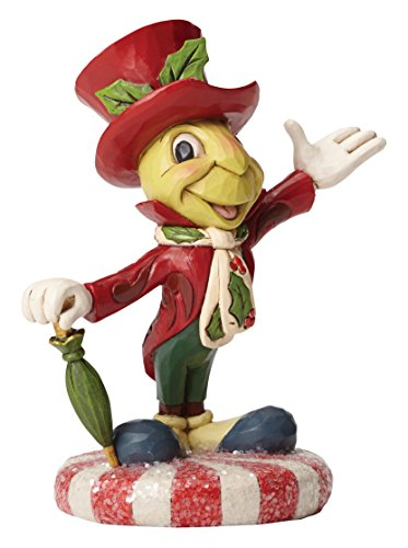 Disney Tradiciones Jolly Pepito Grillo Ornament