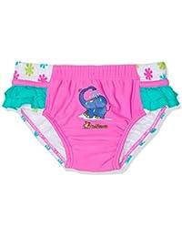 Playshoes UV-Schutz Windelhose Die Maus Blumen Pañal de natación para Bebés