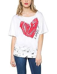Desigual, DOMINGO - Camiseta para mujer