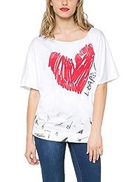 Desigual Domingo - Camiseta para mujer