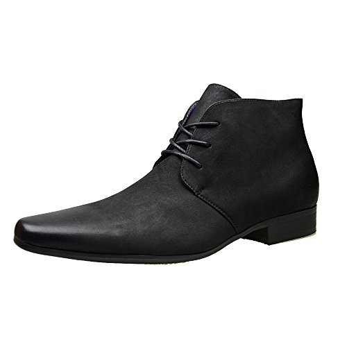mens-brown-leather-smart-formal-casual-lace-up-boots-shoes-uk-size-6-7-8-9-10-11-uk-11-45-black