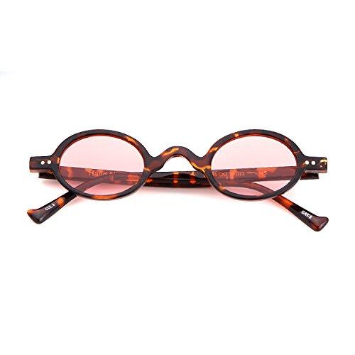 ed9b5340ee Gafas de sol redondas pequeñas clout goggles retro vintage brand design men  women
