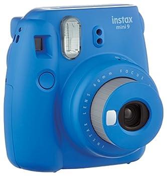 Fujifilm Instax Mini 9 Kamera Cobalt Blau 9