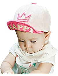 Casquette Chapeau Base-Ball Hip-Hop Bébé Enfant Garçon Fille