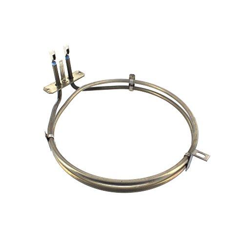Ariston c00302374Genuine Original Ego DB/FB/FR/Cañón C/Creda S/Hotpoint AHP/BD/BS/BU/de/DQ/DY/EG/EW/KD/SC/SY/UE/UQ/UY/Indesit FID/Fie/FV/K Serie para ventilador...