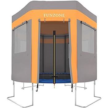Ultrasport Tr&oline Tent for Garden Tr&oline Ultrasport Jumper blue u0026 pink (models from May 2014  sc 1 st  Amazon UK & Ultrasport Trampoline Tent for Garden Trampoline Ultrasport Jumper ...