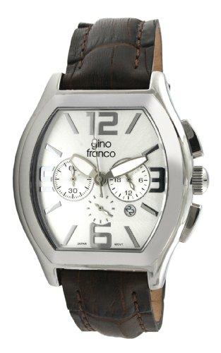 Gino Franco Men's 9655BR–Wristwatch