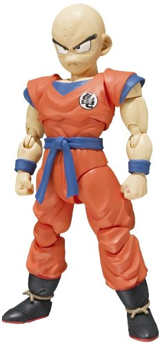 Tamashii Nations 80571 - Figura Dragon Ball Krilin (14 cm)