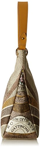 GATTINONI Gacpu0000099, sac bandoulière Beige (Deserto)
