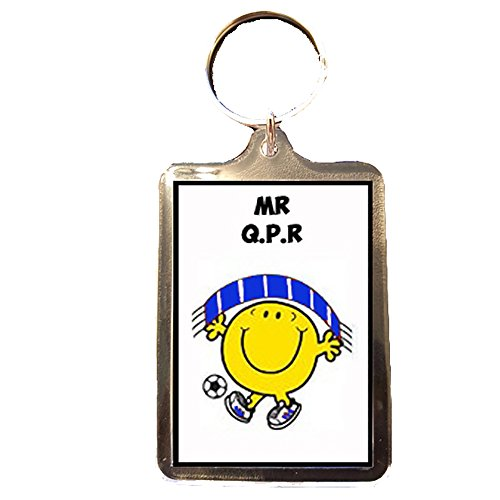Queens Park Rangers F.C - Mr Q.P.R Keyring