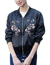 Amazon.es: chaquetas universitarias mujer - M / Mujer: Ropa