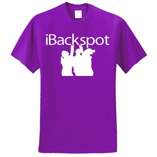 Chosen Bows Ausgewählte Schleifen violett ibackspot T-Shirt, Mädchen, White Print -