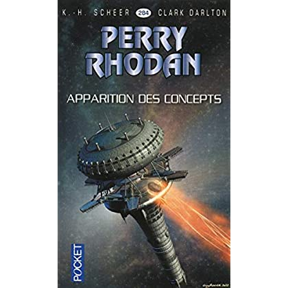 Perry Rhodan n°284 : Apparition des concepts