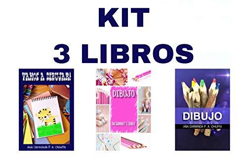 KIT 3 LIBROS eBook: Ana Carminda P. A. Chiuffa: Amazon.es: Tienda ...