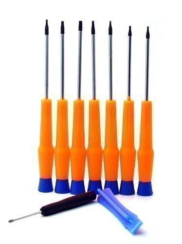 Preisvergleich Produktbild ACENIX® - 9 in 1 Magnetspitzen Reparatur Präzisions Schraubenzieher Set für Motorola Nokia