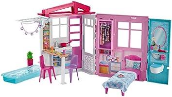 Barbie'nin Taşınabilir Portatif Evi