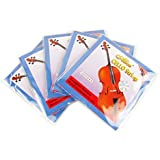Musiclily Alice Níquel Herida Cuerdas para violonchelo 4/4Tamaño Set (5unidades)
