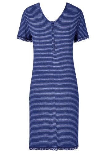Triumph elegance light 1NS28 chemise de nuit - MYSTIC BLUE