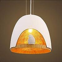 LRZZ Lámpara de Techo de la Sala de Estar, lámpara de Dormitorio Restaurante Creativo de