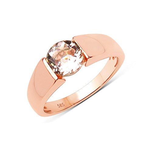 jaipuriinstyle-by-tricolour-bague-femme-or-rose-585-1000-pierres-prcieuses-morganite-env-14ct-r18790