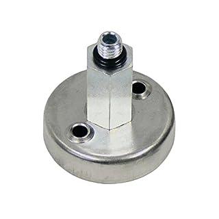 Autogas Adapter Dish/Italien mit M10 Gewinde kurze Version