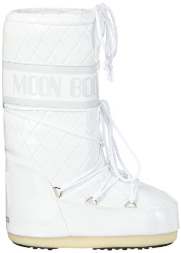 Queen Weiß Original Moonboot 2 white Tecnica
