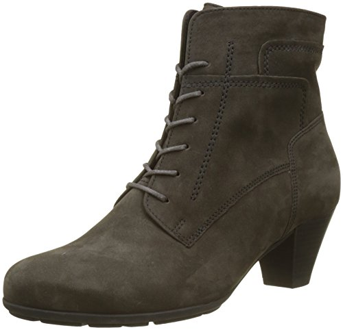 Gabor Shoes Damen Basic Stiefel, Grau (19 Anthrazit), 38 EU