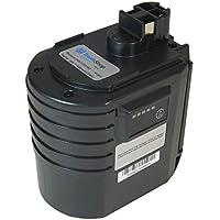 Trade-Shop – Batería de Ni-Mh para herramientas 24 V 3000 mAh, equivalente a Würth WA l50-b-24 V wa24 V 0702300924 0702 300 924 apbo/SL 24 V apbo/sl24 V ABH ...