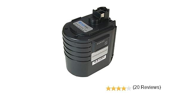BAT019 11225VSRH BAT020 GBH 24VSR 2 607 335 223 BAT021 Batterie outils GBH 24VFR 11225VSR PowerSmart/® Ni-MH 24,00V 3000mAh Compatible pour BOSCH 0 611 260 539 GBH 24VRE 2607335223