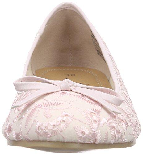 Jane Klain 221 807, Ballerine Donna Rosa (Pink (Rose 579))