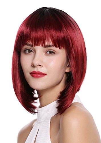 WIG ME UP ® - DW-2140Q-YS871S1B peluca mujer Bob