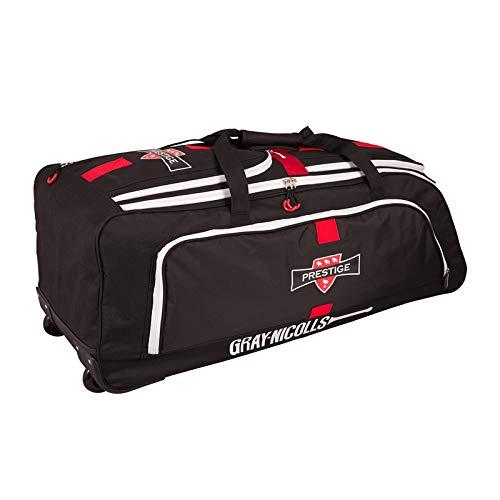 Gray-Nicolls Prestige Gepäck Cricket Kit Bag, Uni, Prestige, schwarz