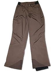 Halti Da. Pantalones de esquí Sparkle II Pants 34 barcken