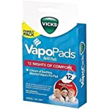 #8: Vicks VapoPads Refill Pads 8 Hours Soothing Menthol 12 Scent Pads