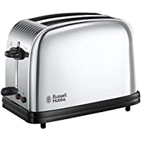 Russell Hobbs Toaster Chester Classic 23311–56acero brillante, 1670