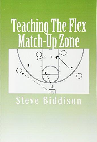 Teaching The Flex Match-Up Zone: An Effective Defense for the High School Coach par Steve Biddison